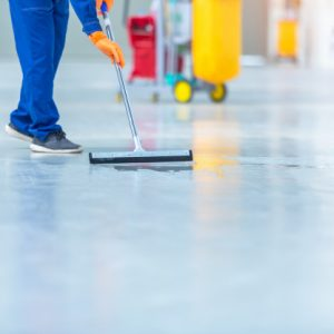 Floor Cleaning Range